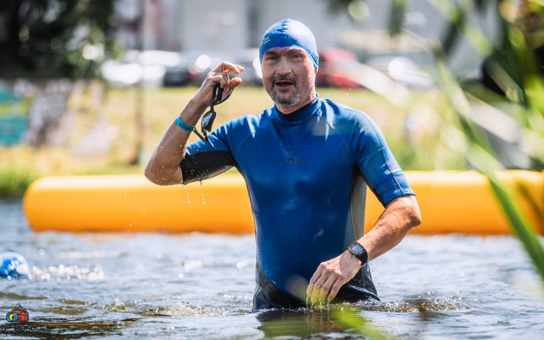 Droga od biegowego falstartu do triathlonu