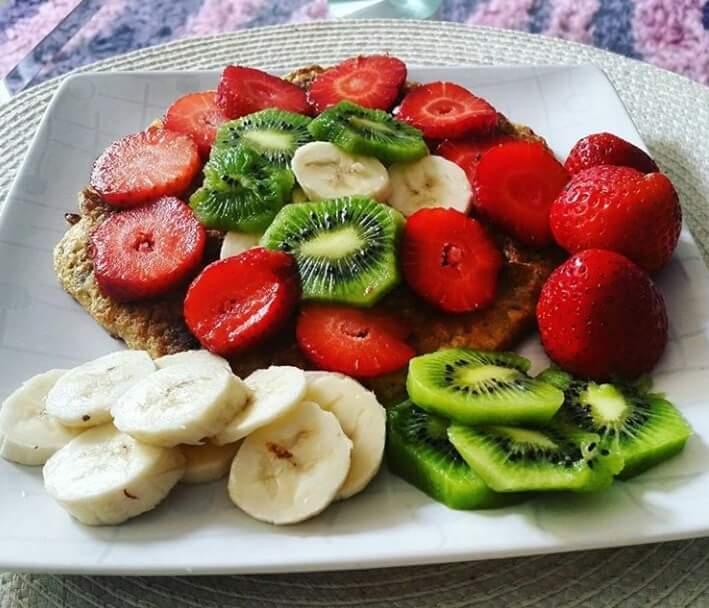Śniadanie mocy ;)